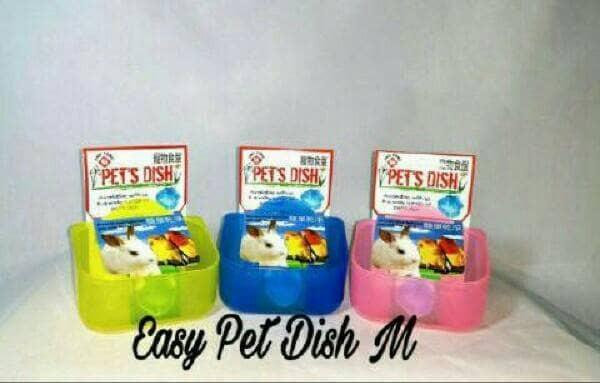 harga Tempat makan minum gantung kucing kelinci anjing musang burung Tokopedia.com