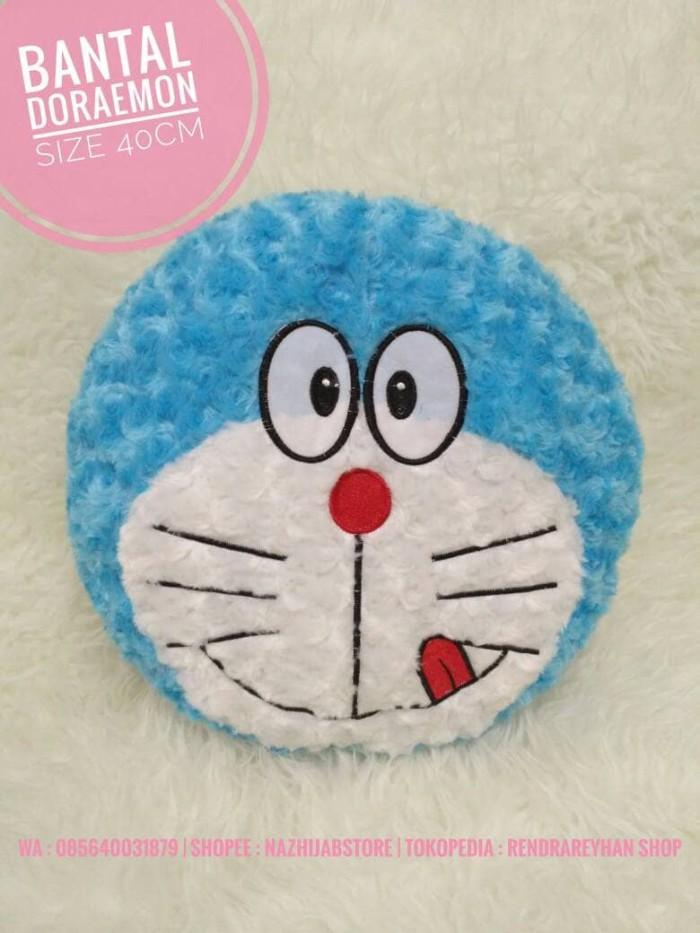 Jual Bantal Kepala Doraemon Kota Bekasi Rendrareyhan Shop Tokopedia
