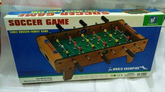 harga Mainan table soccer game Tokopedia.com