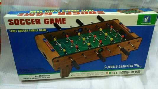 harga Mainan table soccer game Tokopedia.com