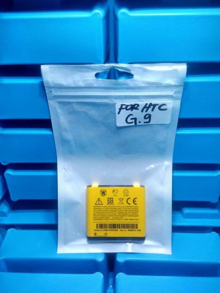 harga Batre battery baterai htc g9 / hd mini / bb92100 ori 100% Tokopedia.com