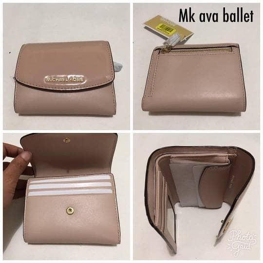 c480118e70b2 Jual Dompet Michael Kors Original / MK Ava Wallet - AllAuthentic ...