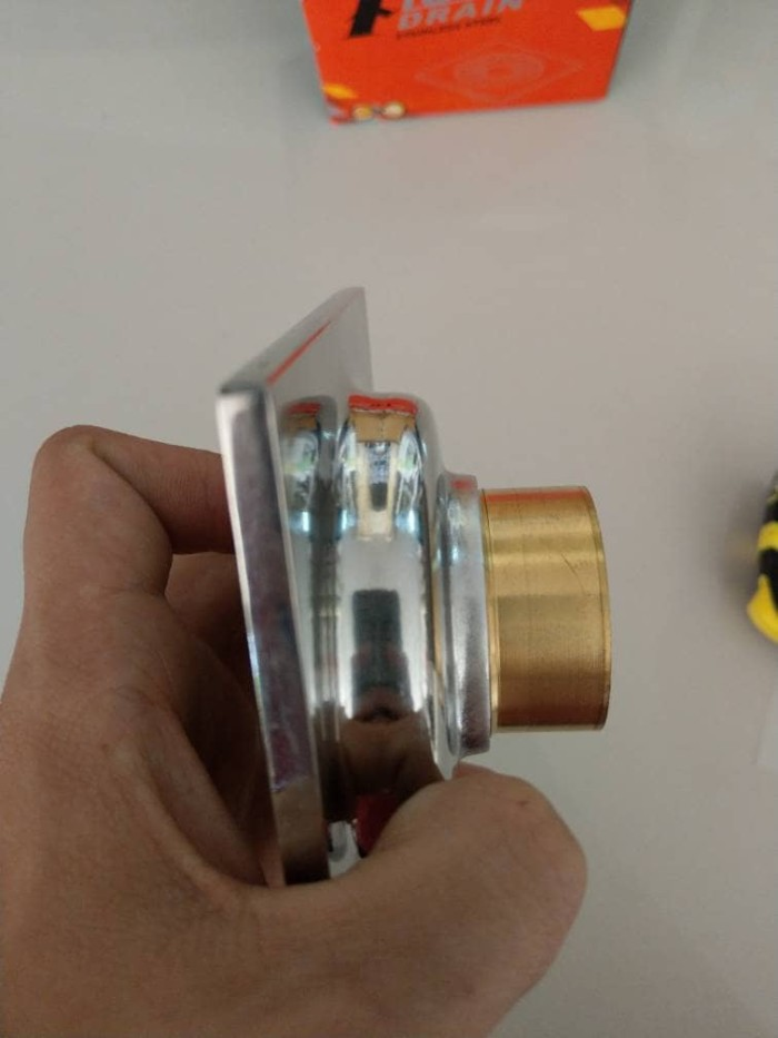 Foto Produk floordrain saringan wc anti kecoa dari TB ACC CIBUBUR
