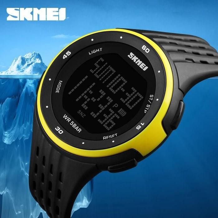 Jual Jam SKMEI Original Trendy Sport LED Watch Water Resistant 50m ... 30e55e1b37