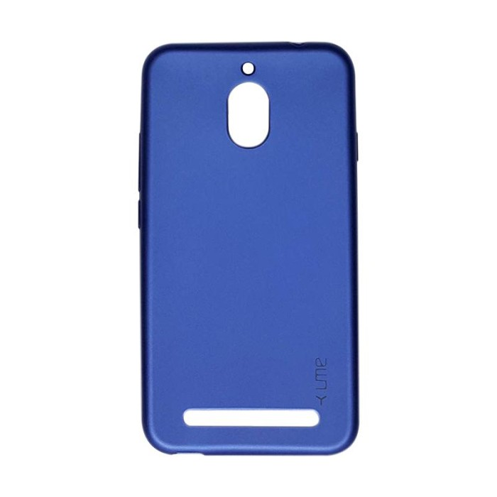Ume Emerald Soft Case Casing Cover for Blackberry Aurora - Biru