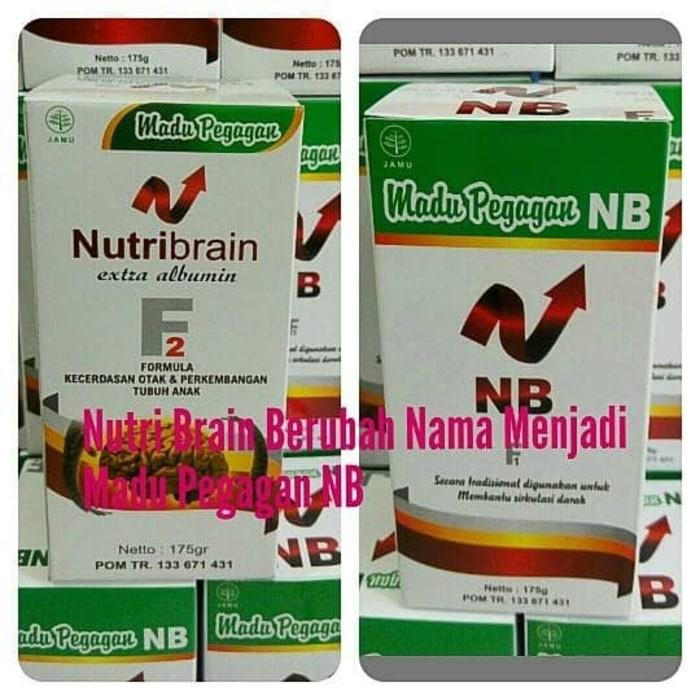 Madu Pegagan F1 NB / Nutri Brain 175 gram