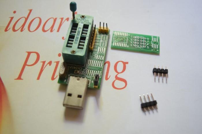 harga Ic Programer Eeprom Flash Bios Usb Programmer Ch341a,ic Flash Program Tokopedia.com
