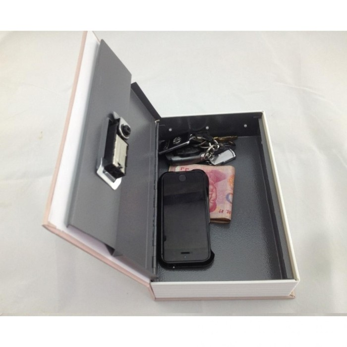 harga Secret box kotak rahasia perhiasan uang benda dan surat berharga Tokopedia.com