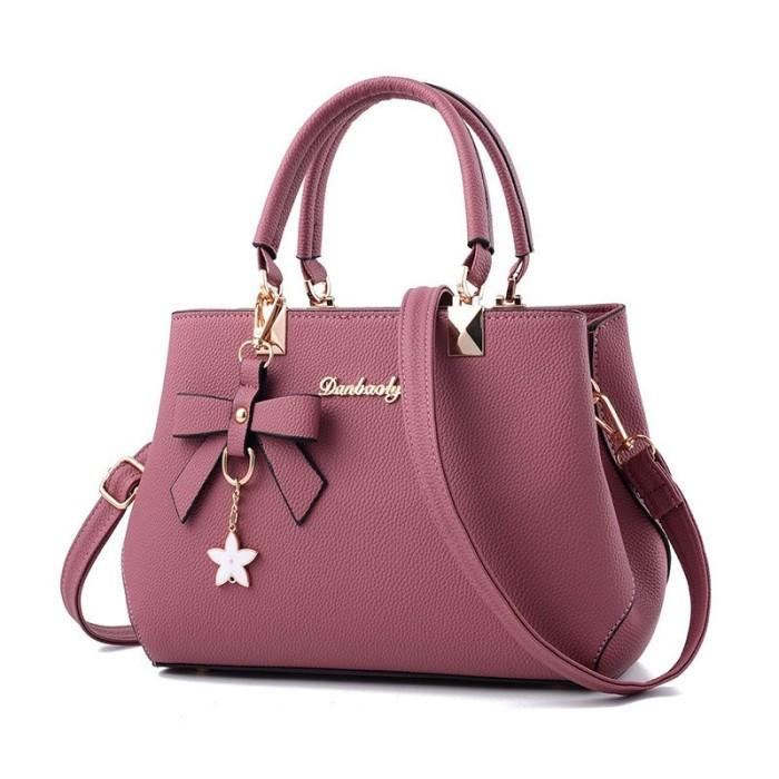 Tas Wanita C1842 Fashion Handbag Batam Tas Import Murah Berkualitas 9955b0ace2