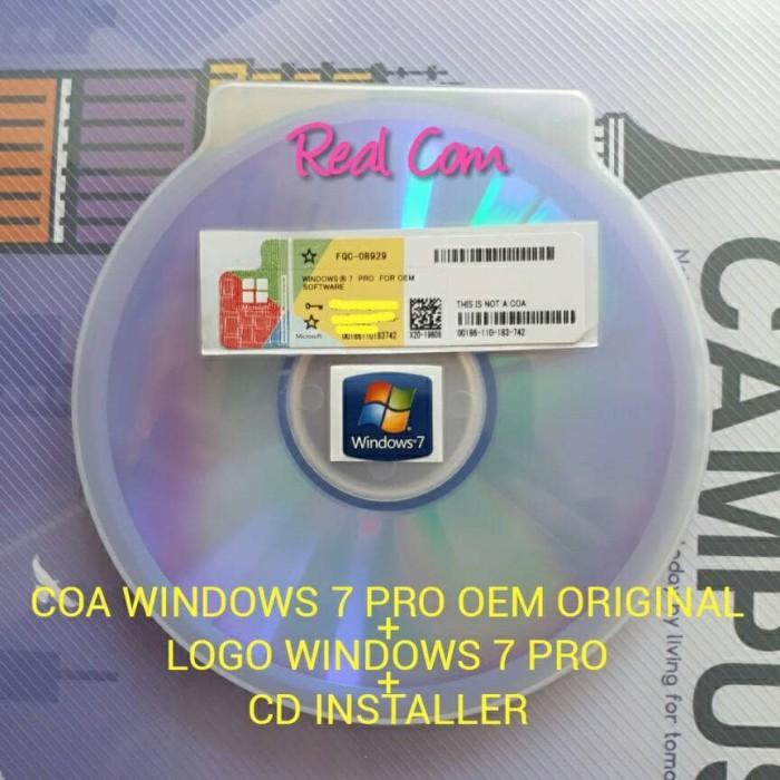 Info Cd Windows 7 Original Travelbon.com