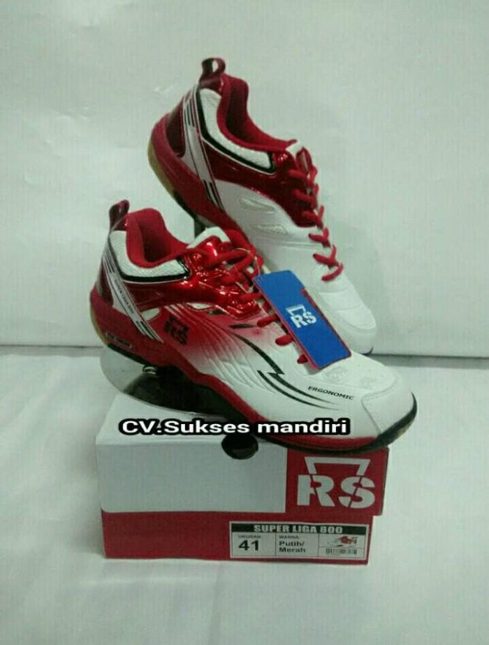 harga Sepatu badminton rs super liga 800 Tokopedia.com