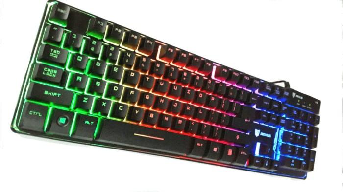 Keyboard Vegasus Fortress K9