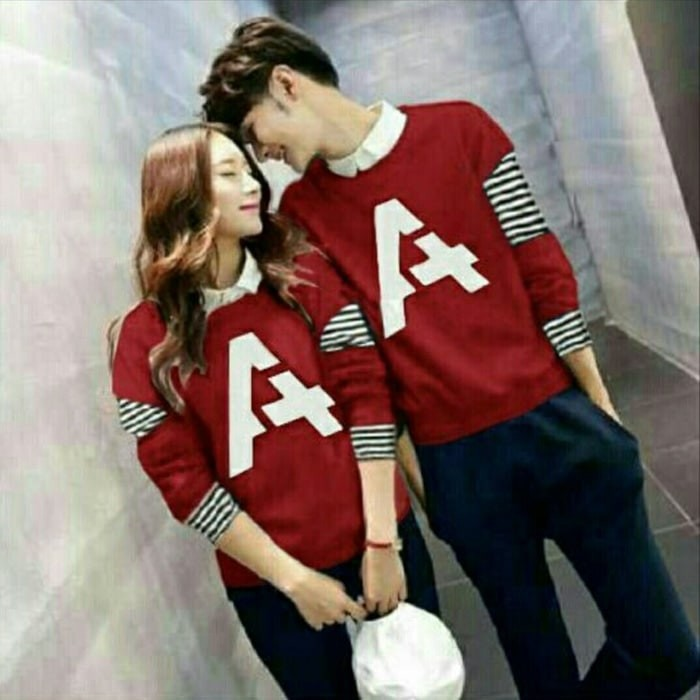 harga Sweater couple Tokopedia.com