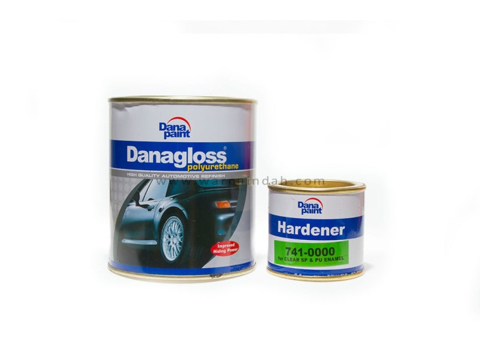 harga Cat danagloss polyurethane white enamel 145-001 Tokopedia.com