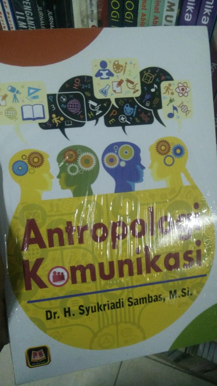 antropologi komunikasi