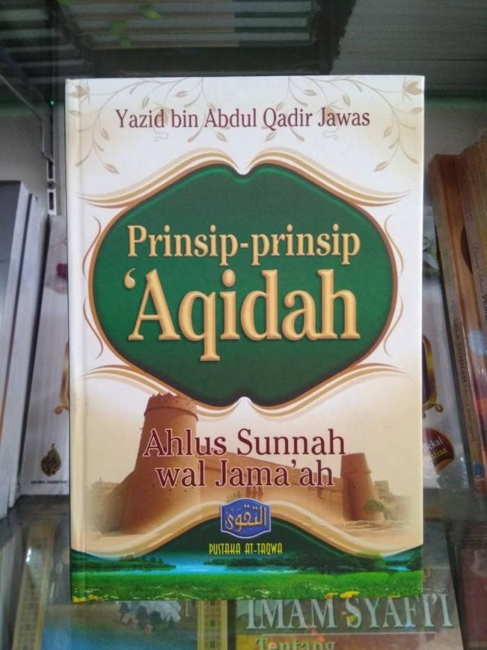 harga Prinsip-prinsip aqidah ahlus sunnah wal jama'ah Tokopedia.com