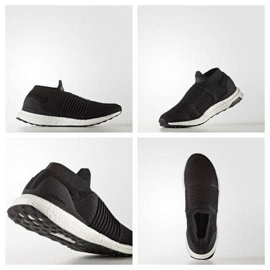 acf23d9f7 Jual Adidas Ultra Boost Laceless Shoes - Core Black (S80770) - Kab ...