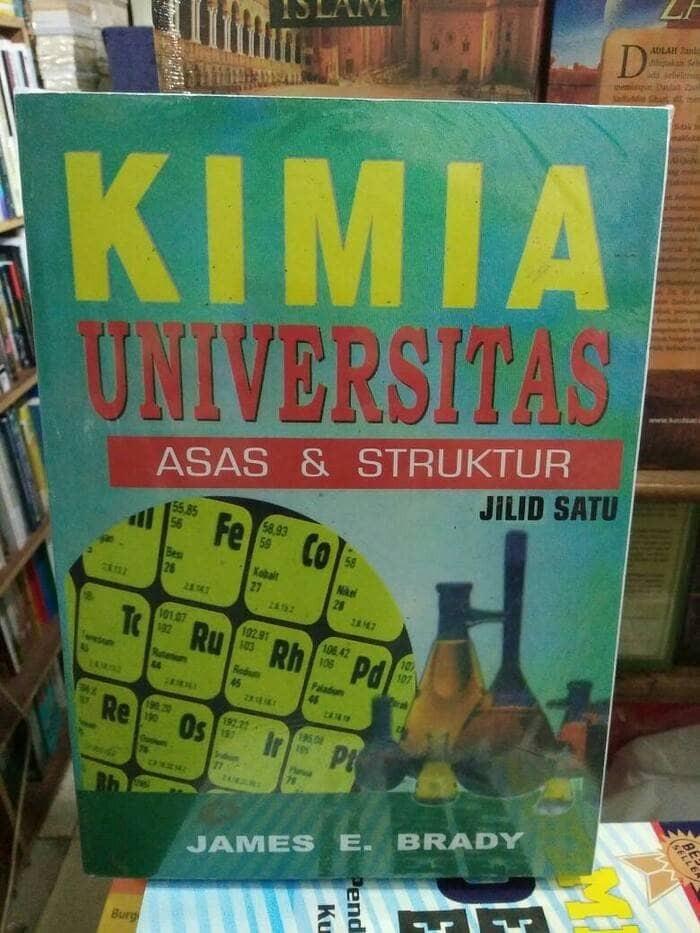 harga Kimia universitas jilid 1 by brady Tokopedia.com