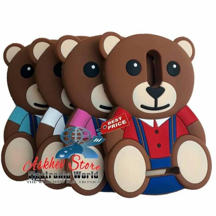 harga New case 4d brown baju xiaomi redmi note 3 & redmi note 4 (3d/boneka) Tokopedia.com