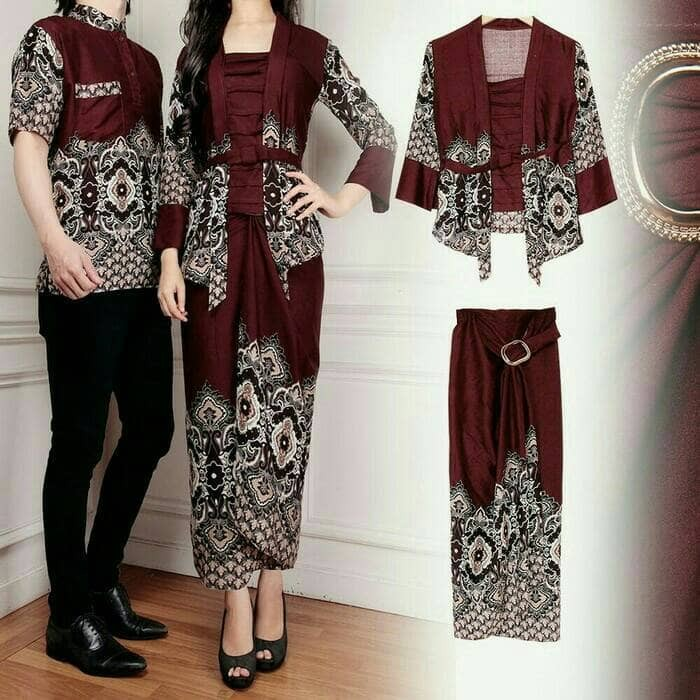 Info Baju Couple Batik Family Travelbon.com