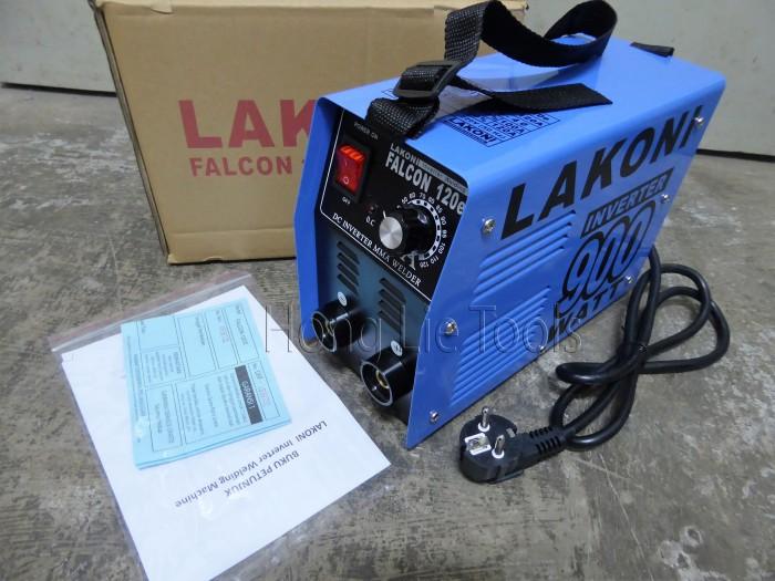 harga Lakoni falcon 120e / 120 e a mesin las listrik inverter 900w Tokopedia.com