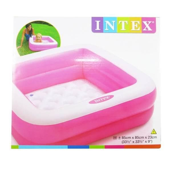 Intex kolam renang anak 57100 / kolam mandi baby play box pool