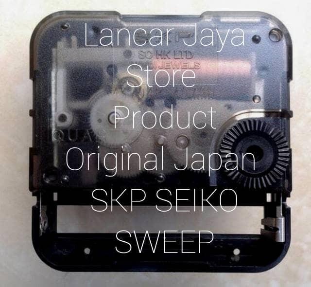 Foto Produk MESIN JAM DINDING SKP SEIKO SWEEP (ORIGINAL) dari Lancar Jaya Store