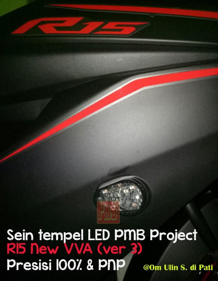 Sein tempel LED black pearl smoked_installed R15 new VVA @om ulin _tampak samping zoom