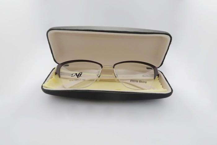 Foto Produk Frsme Kacamata MIU MIU murah (1514) Cream dari MandiriLens