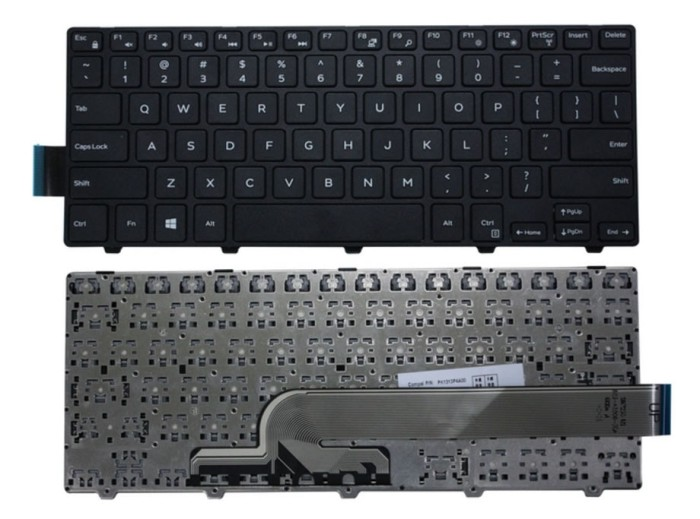 harga Keyboard dell inspiron 3441 3442 3443 3451 3452 3458 series Tokopedia.com