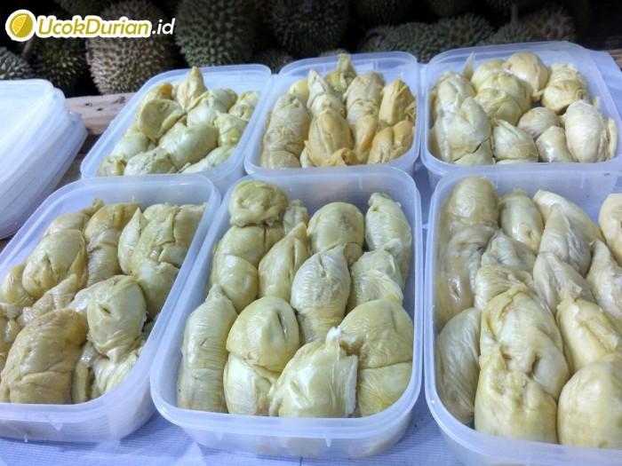 Jual Durian Kupas Ucok Medan (Paket 5 box)