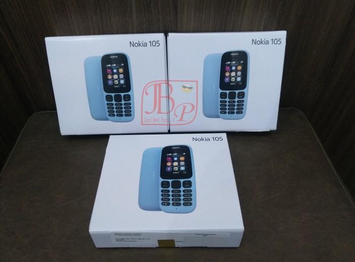 harga Nokia 105 neo dual sim white - garansi resmi 1 tahun Tokopedia.com