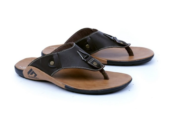harga Sandal casual pria,sandal cowok,sandal garsel murah gsg 3429 Tokopedia.com