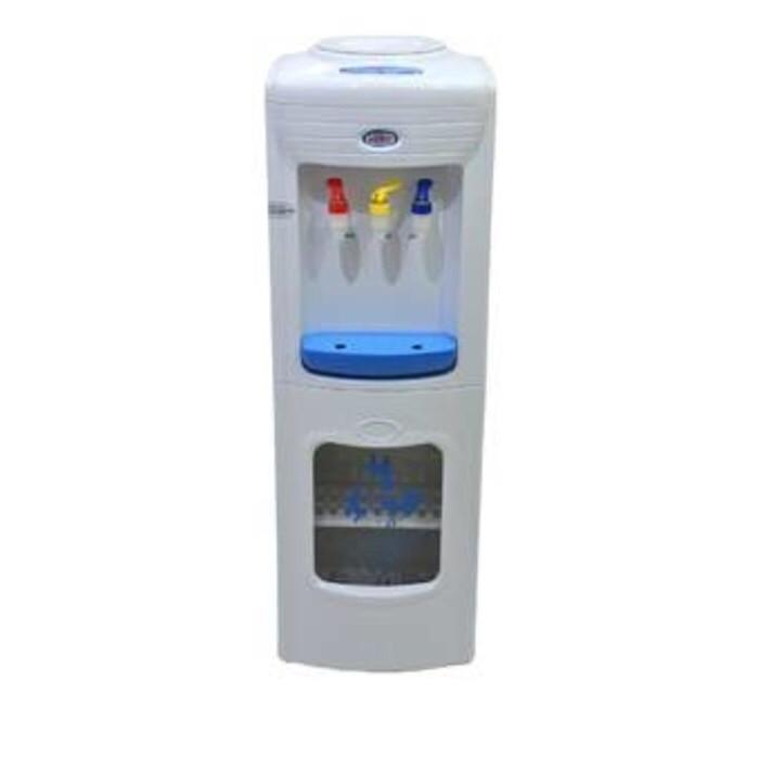 harga Sanex d-302 dispenser tinggi 3 kran panas dingin alami-normal Tokopedia.com