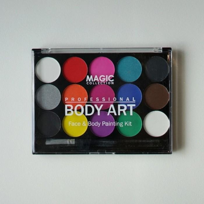 harga Face and body painting - body art Tokopedia.com