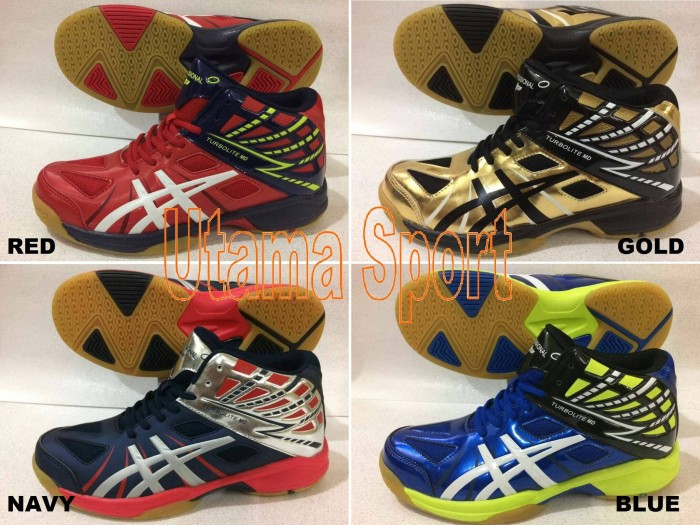 Sepatu volley   voli professional volley turbolite md new profesional ... c80149d65d
