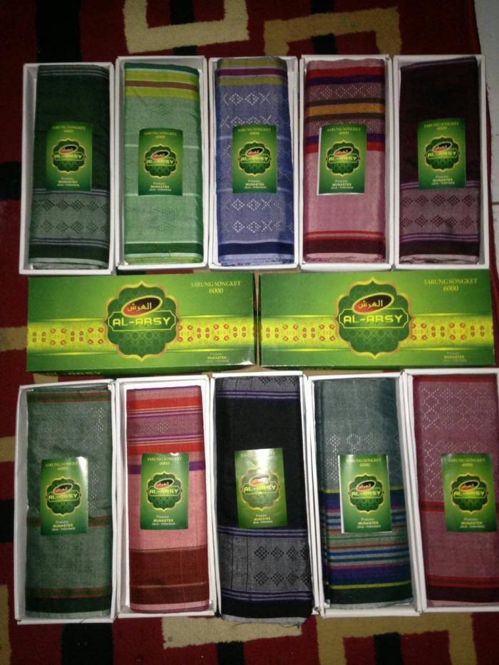 Foto Produk kain sarung tenun doby dari sarung tenun murah