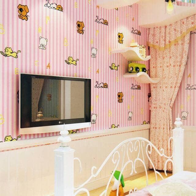 Jual Wallpaper Dinding Kamar Anak Kab Bekasi