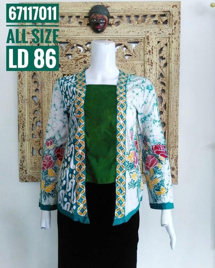 Info Model Baju Batik Atasan Hargano.com