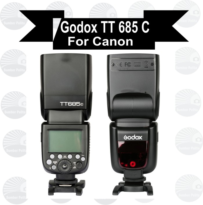 harga Godox speedlite tt 685 c for canon Tokopedia.com