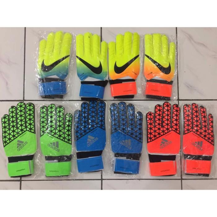 harga Sarung tangan kiper tulang gk gloves goalkeeper adidas nike puma go. Tokopedia.com