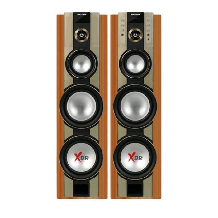 harga Speaker aktif polytron pas78 / pas 78 usb radio xbr series with remot Tokopedia.com