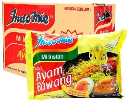 harga Indomie ayam bawang 40pcs Tokopedia.com