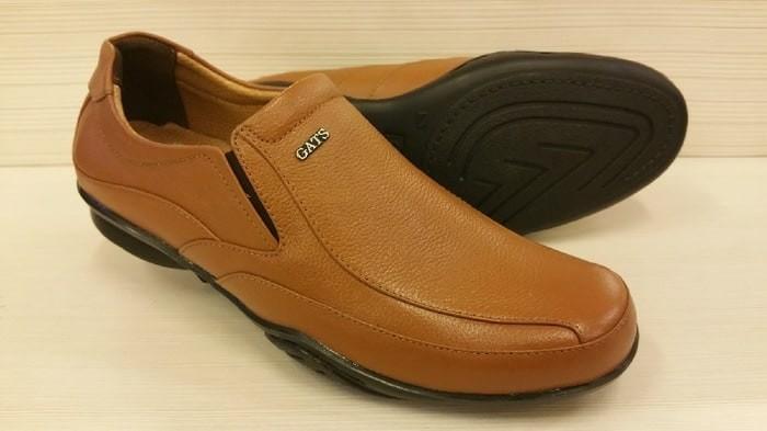 harga Sepatu kulit gats gi 7211 (tan) Tokopedia.com