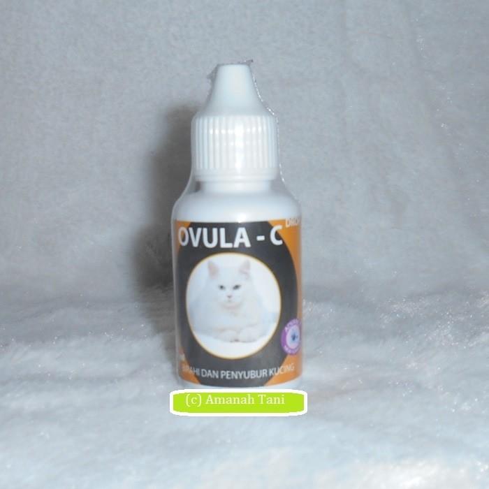 harga Ovula c obat penyubur birahi kucing jantan betina Tokopedia.com
