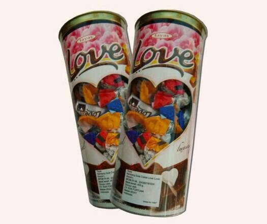 Jual Tayas Love Chocolate 400g Halal Cokelat Coklat Turkey Import
