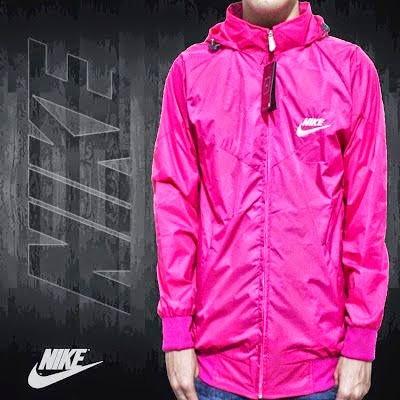 Foto Produk Jaket Parasut Nike Wanita Windrunner Windbreaker Perempuan Cewek CW dari Celana Pendek Keren
