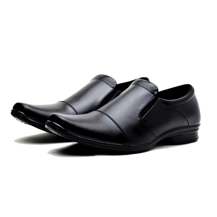 Jual Sepatu Kulit Cibaduyut Bandung - Pantofel standard simpel dan ... ccce9198d8