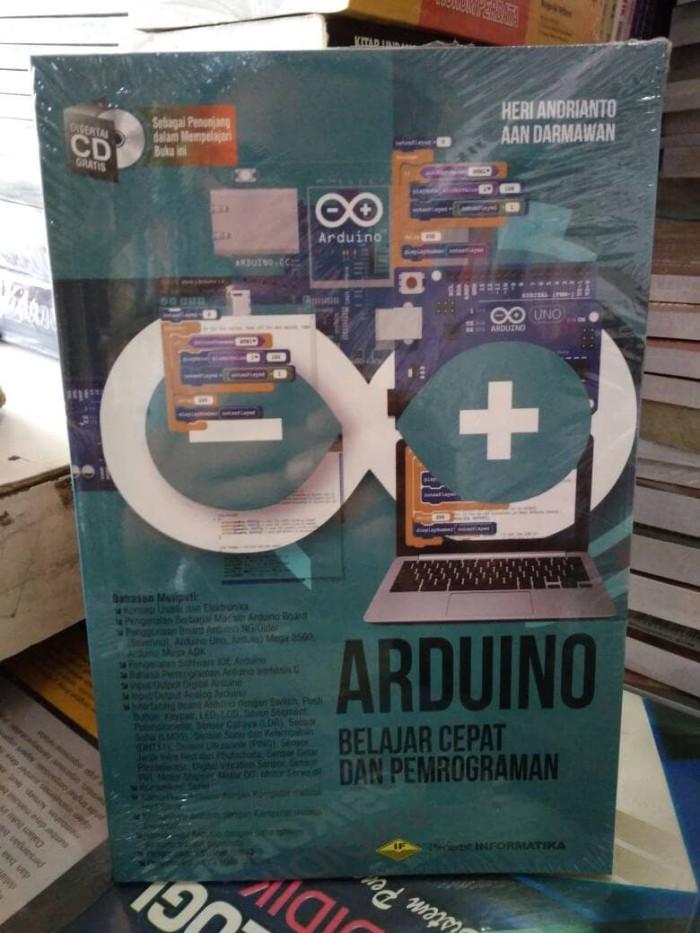 harga Arduino belajar cepat dan pemrograman Tokopedia.com