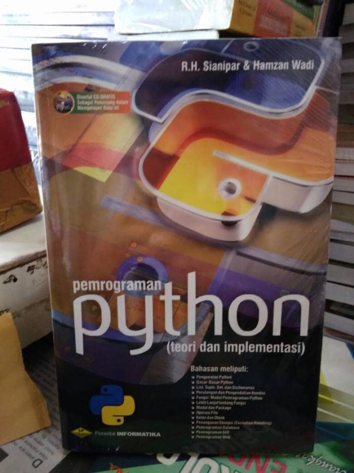 harga Pemrograman python Tokopedia.com